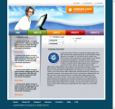 Free Business Web Flash Template Web Format