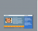 Free Corporate Flash Website Theme Web Format