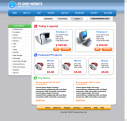 Computer Store HTML Template Web Format