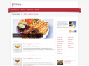 Restaurant  WordPress Theme Web Format
